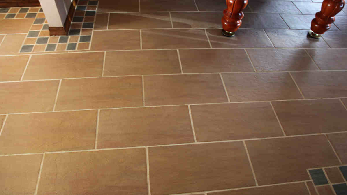 Tips on Cleaning Tile Floors from the experts at Grime Fighters Cleaning