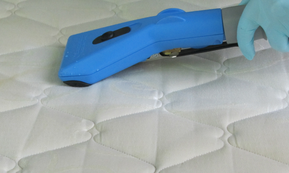 Mattress cleaning and sanitising is one of the services offered by Grime Fighters Cleaning